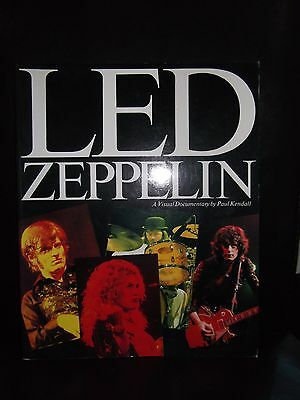 Led Zeppelin A Visual Documentary By Paul Kendall