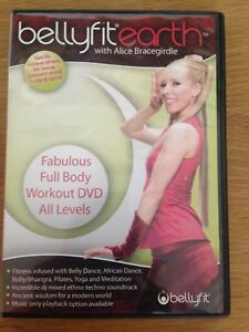 Bellyfit Earth fitness DVD