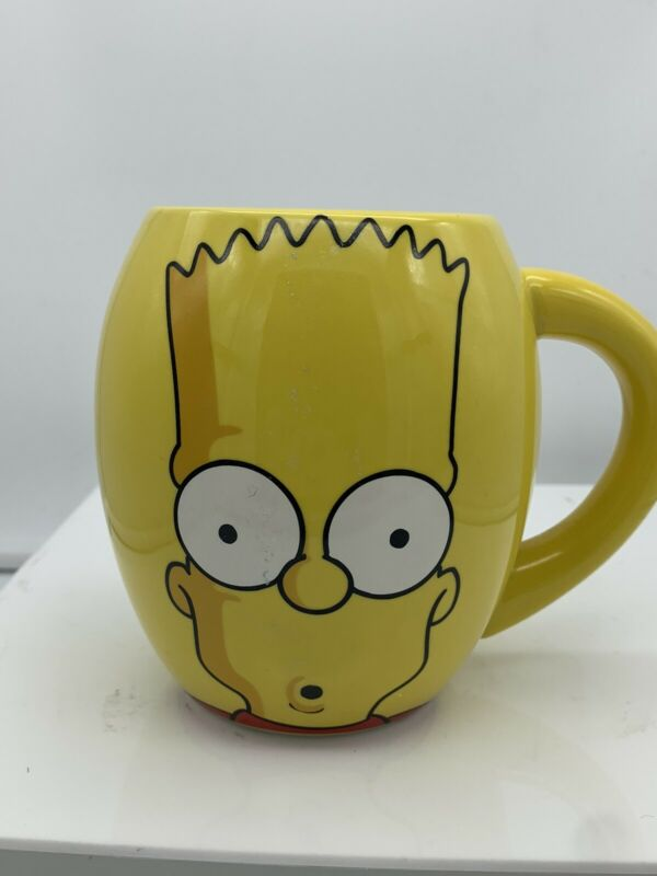 "The Simpsons Bart Mug ""Don"