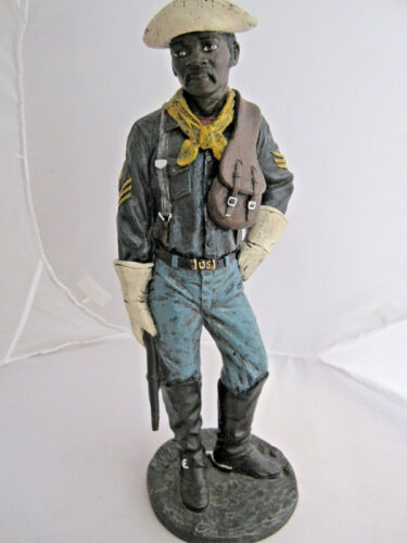 Buffalo Soldier by Norman Hughes Positive Image Black Soldiers Series