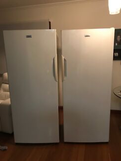 Electrolux pidgeon pair fridge freezer - huge capacity