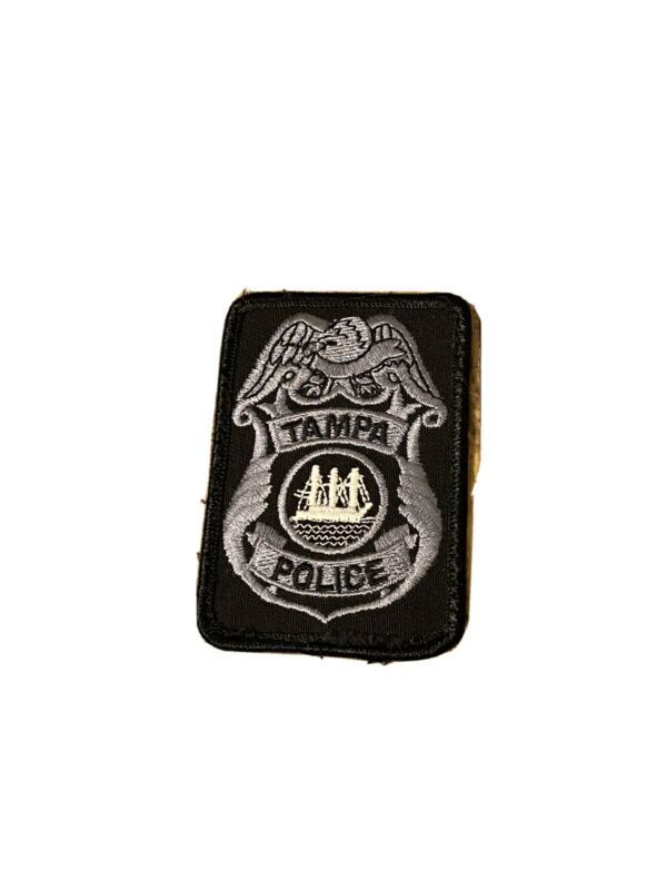 Tampa Police Patch