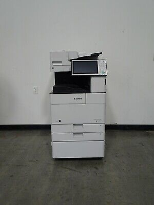 Canon Imagerunner Advance 4545i Copier Printer Scanner Only 44k Copies