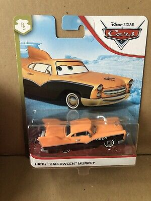 "DISNEY CARS DIECAST - Hank ""Halloween"" Murphy - New Card - Combined Postage"