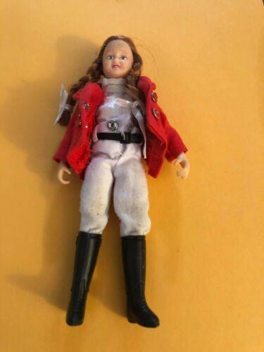 """Breyer Articulated Rider Dolls 6"""" Tall (no helmet)"""