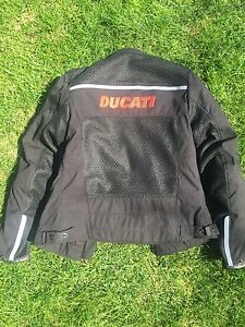 Dainese Ducati textile- ladies jacket