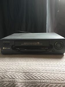 LG VCR player and MOVIES Edithvale Kingston Area Preview