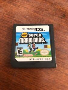 "Nintendo DS ""New Super Mario Bros"""