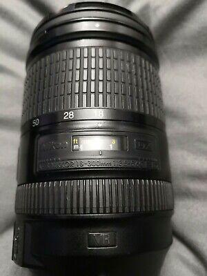 Nikon 18-300mm F/3.5-5.6 G ED VR DX Lens, usado segunda mano  Embacar hacia Spain