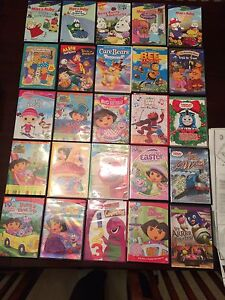 Children's / Kid's Movies DVDs