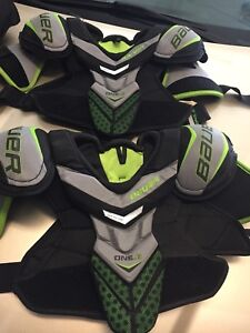 Shoulder Pads Bauer Supreme one.6 jr med