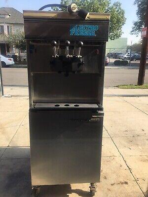 Electro Freeze Soft Serve Frozen Yogurt Ice Cream Machine Model 30tn-cab-132