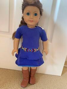 American Girl Doll-Sage (includes clothes and shoes)