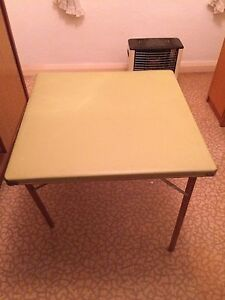 Folding card table North Hobart Hobart City Preview