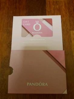 Pandora Giftcard $370