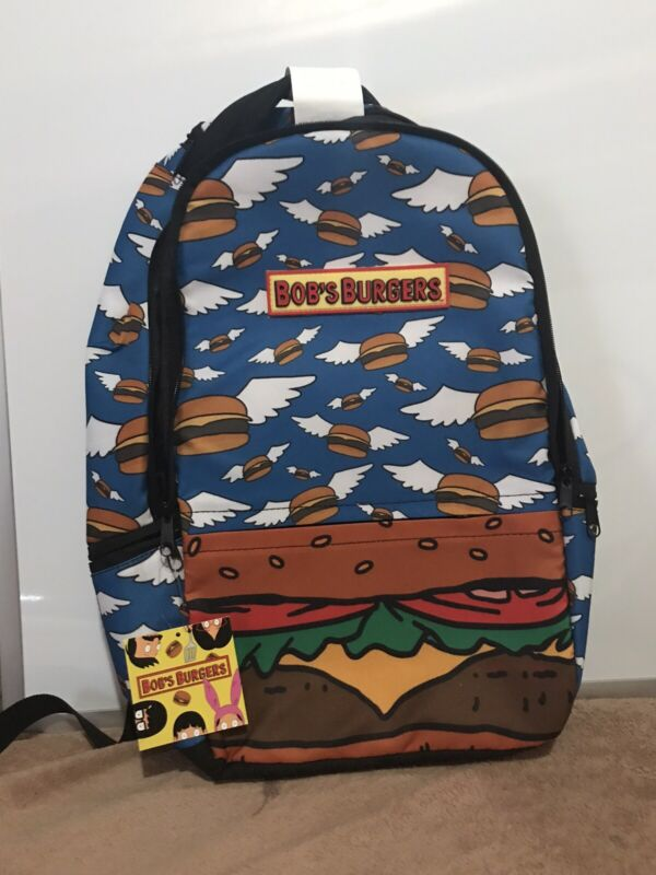 Bob's Burgers Backpack