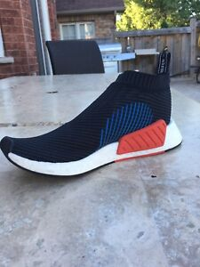 "Adidas ""NMD"" city sock shoes"