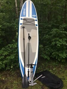 SUP Inflatable Stand-up Paddle Board iSUP Take it in your car!