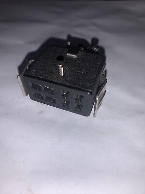 Cinch Jones Beau Molex S-308-cct 38331-8008 Power Connector Socket 8 Pin