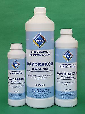 [31,80EUR/L] Daydrakon 0,25 l Tagesdünger für bis zu 100.000 Liter