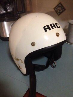 ARC Open Face Helmet New Lambton Newcastle Area Preview