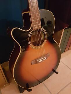 Takamine Dragon Series Left handed Acoustic Guitar