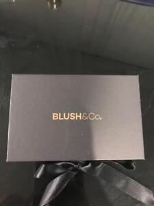 Blush & Co , Rose Gold plated jewellery set Belconnen Belconnen Area Preview
