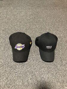 Selling Snapback and Strapback hats. Los Angeles Lakers and Adidas.