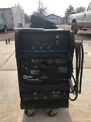 Miller Syncrowave 200