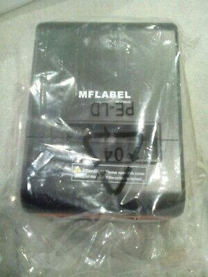 Mflabel 58mm Thermal Receipt Printer Mf-c5811q New Black Free Shipping