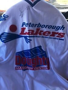Peterborough Lakers jersey