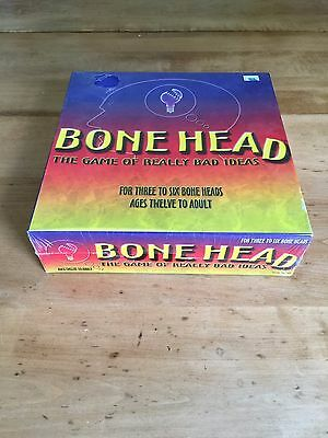 Bone Head Game by TDC Games, NEW SEALED