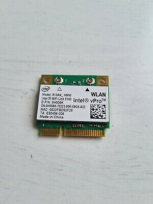 dell latitude e4200 laptop wifi Wireless Card / Carte Wifi wlan