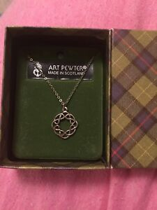 Celtic Necklace from Glasgow, Scotland