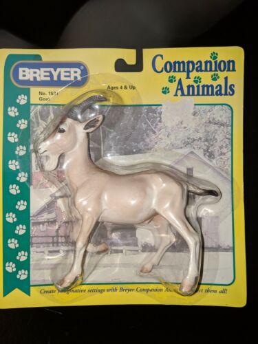 Breyer companion Animal Goat NIP!