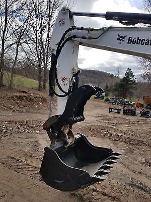 Bobcat Hydraulic Mini Excavator Thumb Pin Grapple Clamp Claw E42 E45 E50 E55 E60