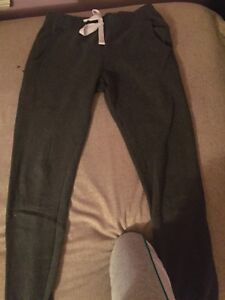 5 pairs of women's size small sweats, $10 each or $40 for all