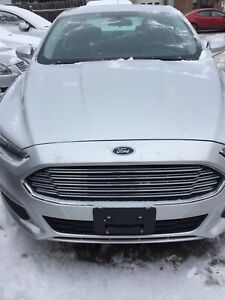 2013 Ford Fusion Se 4 door AT,4cly,AC,PL,PW,53000 Km