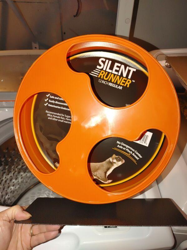 """12"""" Silent Runner Rodent Wheel"""