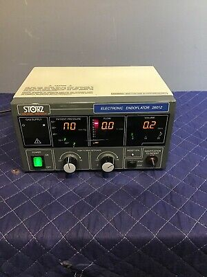 Storz Electronic Endoflator 26012 Medical Healthcare Endoscopy Equipment Or