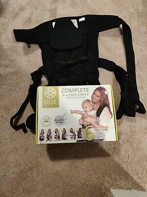 LILLEBABY complete all seasons 6 in 1 Baby Carrier