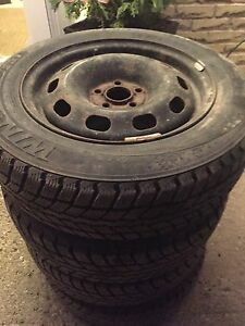 Great Winter tires in great condition!