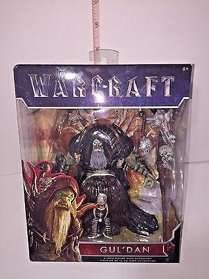 Warcraft 6  Guldan Action Figure Accessory World Of Wow Mmorpg Movie New