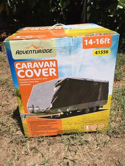 Caravan cover Phillip Woden Valley Preview