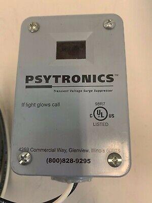 Psytronics Transient Voltage Surge Suppressor New