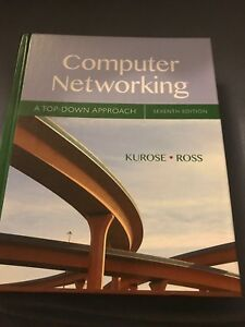 Computer Networking A Top-Down Approach 7th Ed