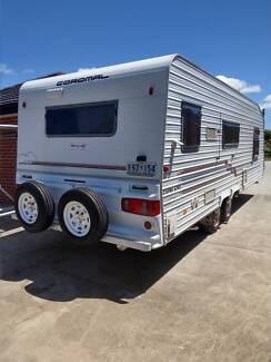 23 ft Coromal Capri Caravan 690 for sale