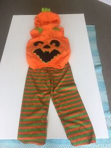 Halloween pumpkin costume size 7 Connolly Joondalup Area Preview