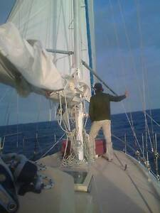 Sailing hastings Victoria to NSW Hastings Mornington Peninsula Preview