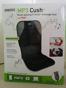 HoMedics MP3 Cush - Music Playing 5 Motor Massage Seat w/Heat Sunnybank Brisbane South West Preview